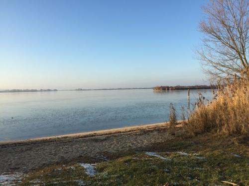 Altmühlsee im Winter