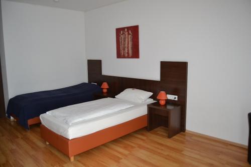 Hotelzimmer (Einzel)